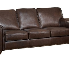 Brown Leather Sofa Recliner How To Remove Ball Pen Mark From Jane Furniture Barbara Top Grain Dark