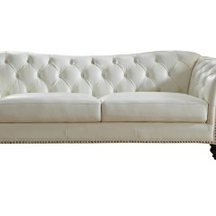 White Leather Sectional Sofa With Recliner Cool Living Room Sofas Jane Furniture Mona Top Grain Ivory