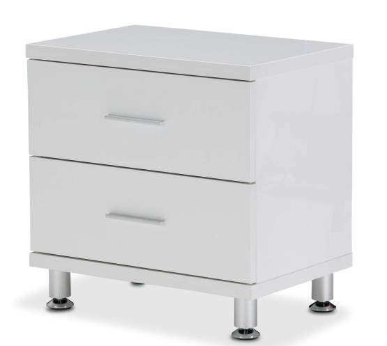 Horizons 2 Drawer Nightstand