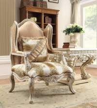 Homey Design HD-820 Royal Palace Accent Chair - USA ...