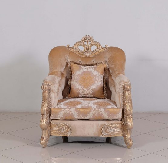 Imperial Palace Wood Chair