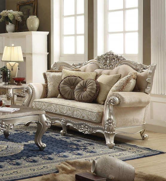 Acme Bently Traditional Loveseat