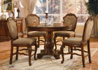 ACME Chateau De Ville 5-Pc Counter Height Dining Set