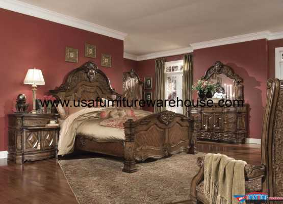 Windsor Court Bedroom Set