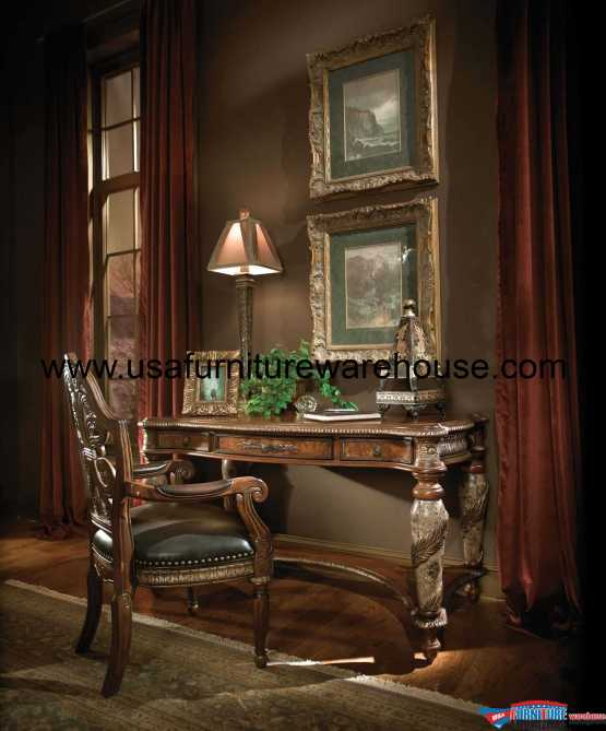 AICO Villa Valencia Writing Desk