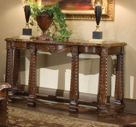 AICO Windsor Court Sofa Table