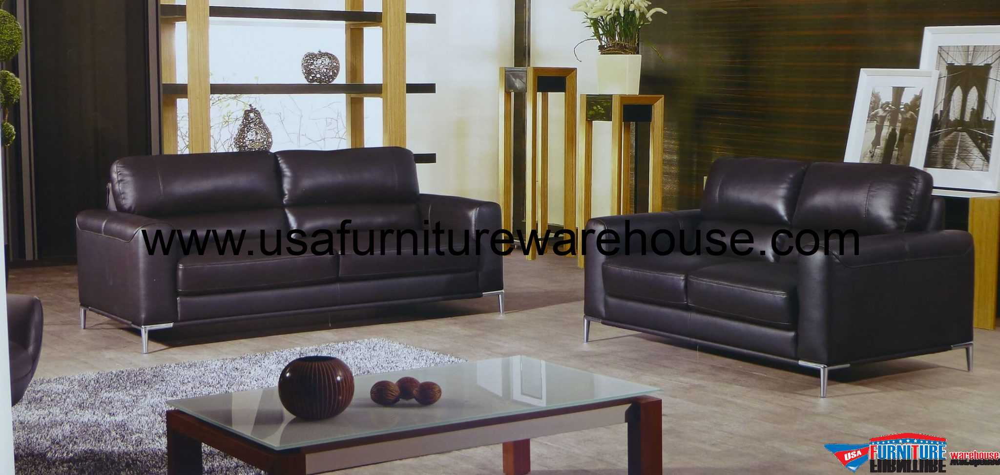 top grain leather sofa set nicoletti lipari grey italian chaise left facing respiro 2 piece dark chocolate