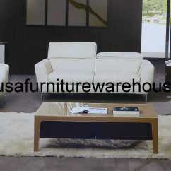Off White Sofa Sets Bed Faux Leather Savoy 3 Piece Italian Top Grain Set
