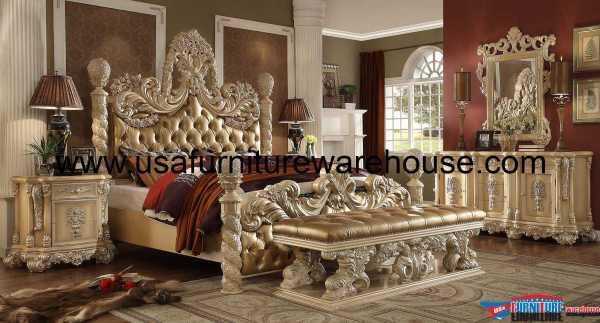 Victorian Bedroom Furniture Design