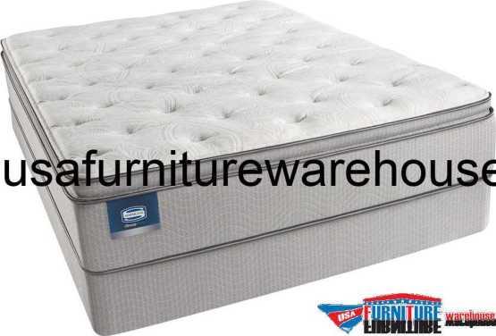 Bellefonte™ Luxury Firm Pillow Top