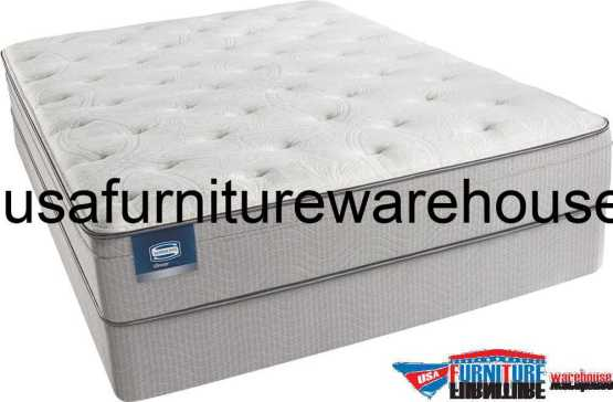 Bellefonte™ Plush Euro Mattress