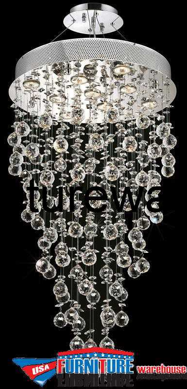 9 Lights Chandelier 2006 Galaxy Collection