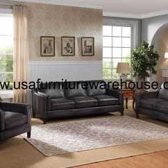3 Piece White Leather Sofa Set Sectional With Twin Sleeper Ballari Full