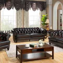 3pc Recliner Sofa Set Costco 3 Piece Mario Full Leather