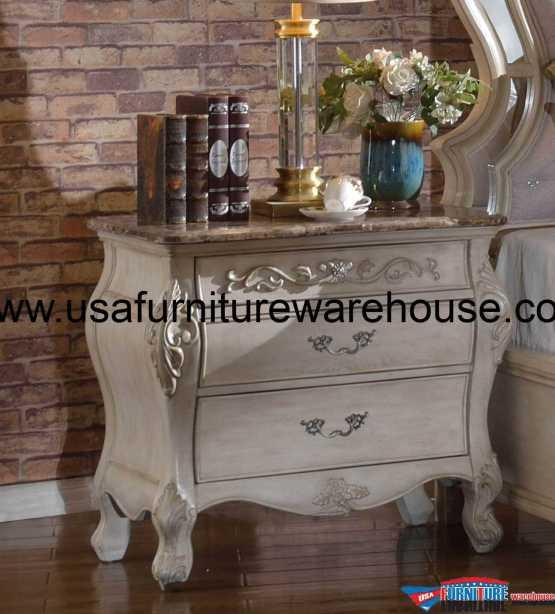 4 Piece Modus Kentfield Solid Wood Bedroom Set: Mcferran Sanctuary B8303 Bedroom Set