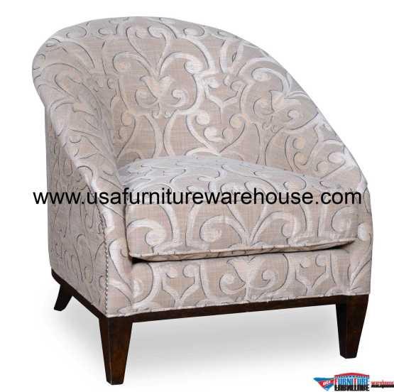 Blair Fawn Accent Chair