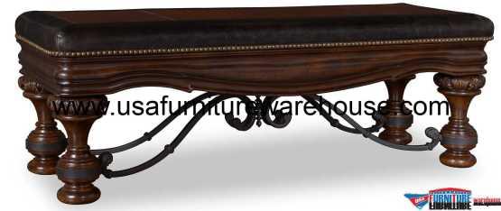 Valencia Storage Bed Bench