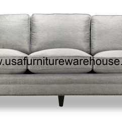 Pewter Sofa Bed Small With Chaise And Recliner Spectra Home Bryce