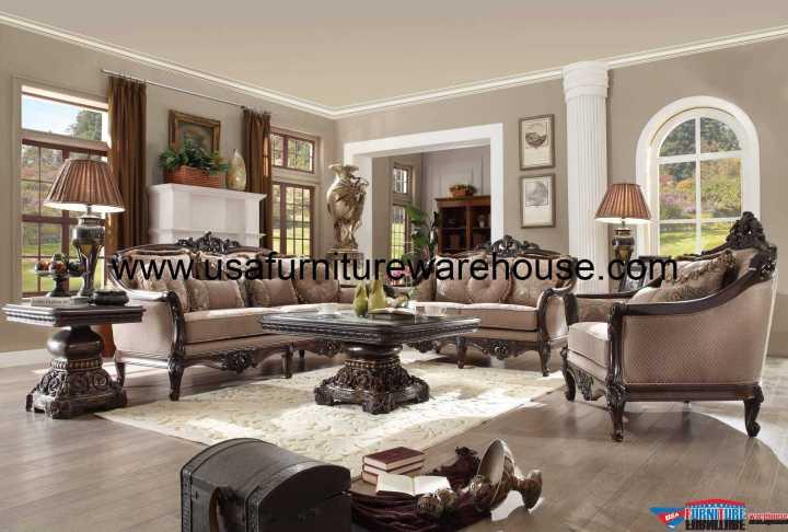 Homey Design HD-09 Sofa Set