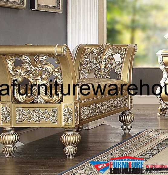 Homey Design HD-8016 Bed Bench