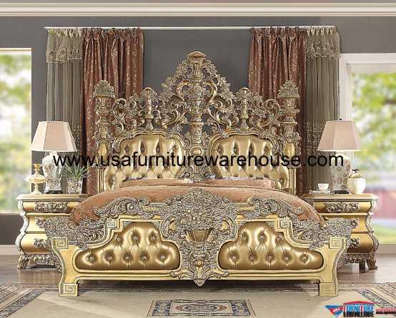 Homey Design HD-8016 Bed