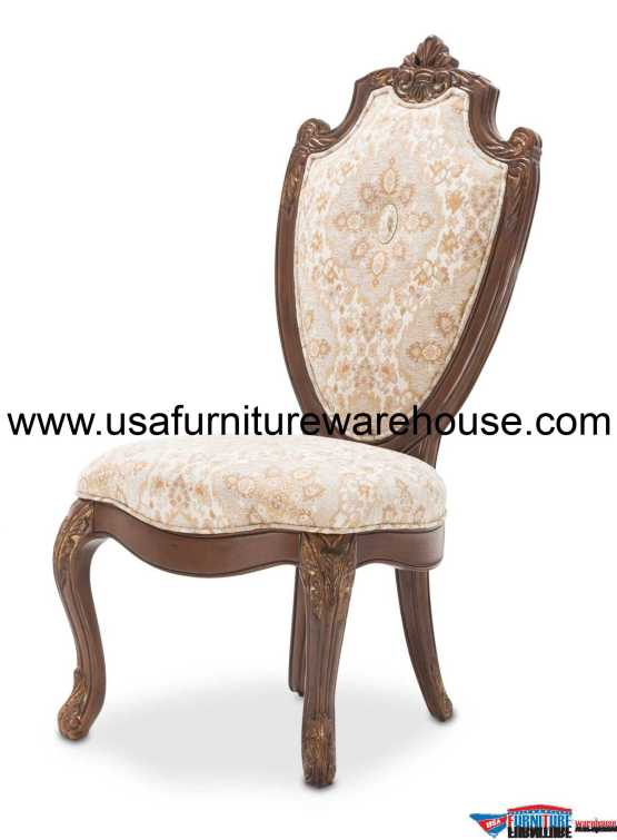Aico Villa Di Como Dining Side Chair Portobello