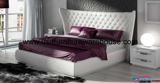 ESF Furniture Miami Modern Bed