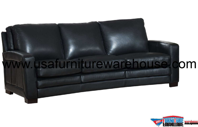 full grain leather chair rei beach chairs joanna top black sofa