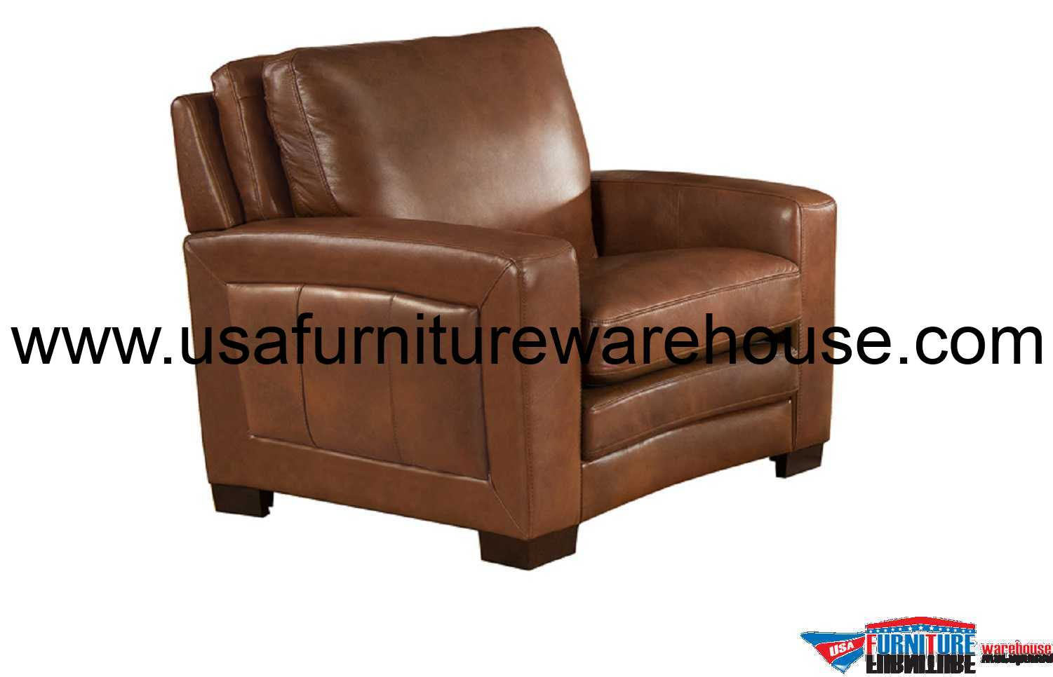 full grain leather chair antique side chairs joanna top brown
