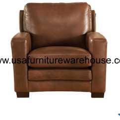 Leather Sofa Chair Air Set Online Joanna Full Top Grain Brown