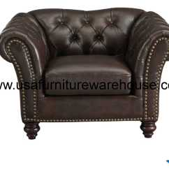 Dark Brown Leather Chair Stretch Dining Covers Uk Mona Full Top Grain