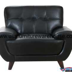 Full Grain Leather Chair Custom High Covers Nicole Top Black