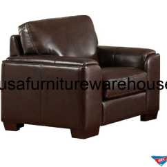 Dark Brown Leather Chair Gray Kitchen Covers Suzanne Full Top Grain