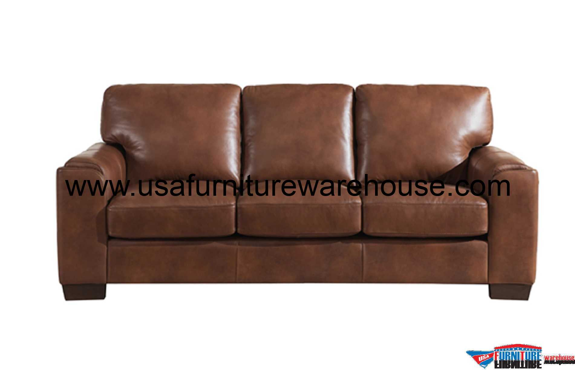 well full leather beige sofa set ottoman cabin sleeper acme suzanne fabric chair usa furniture warehouse