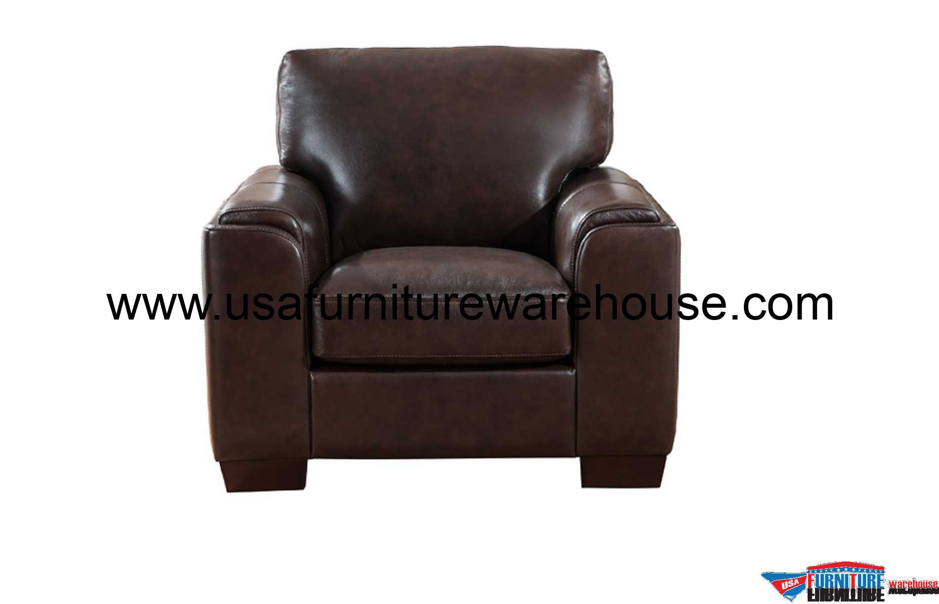 full grain leather chair folding outdoor suzanne top dark brown