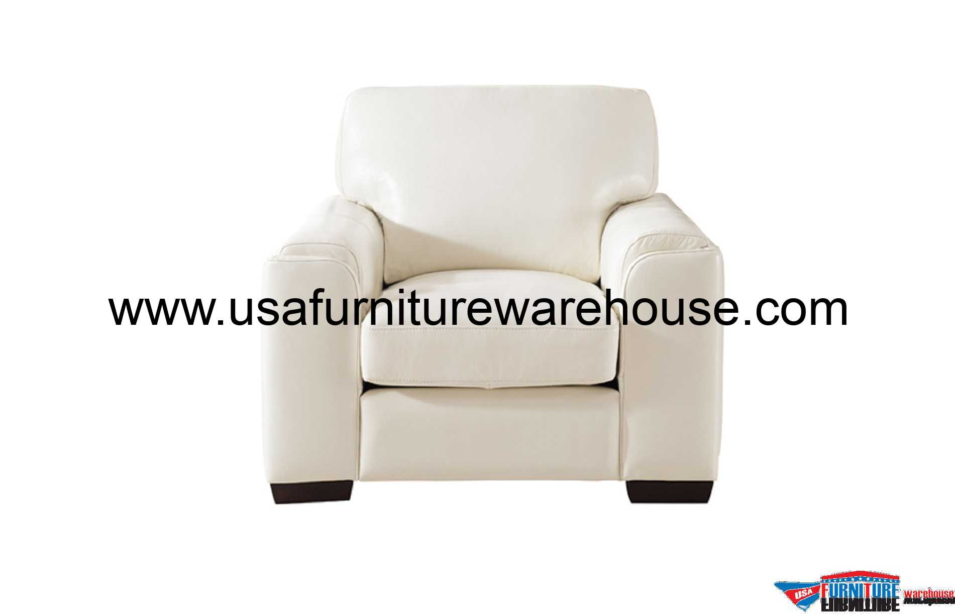 full grain leather chair golden power lift parts suzanne top ivory white