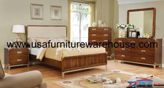 4 Piece Tychus Bedroom Set