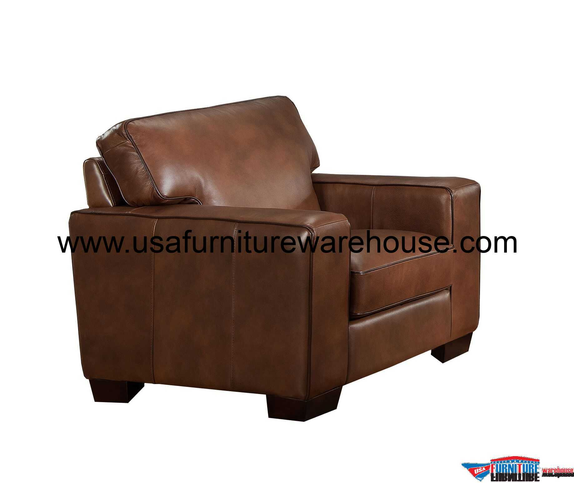 full grain leather chair best for nursing kimberlly top brown