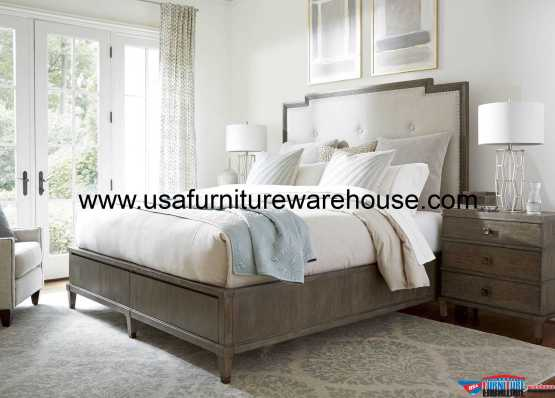 Playlist Harmony Upholstered Storage Bedroom Set