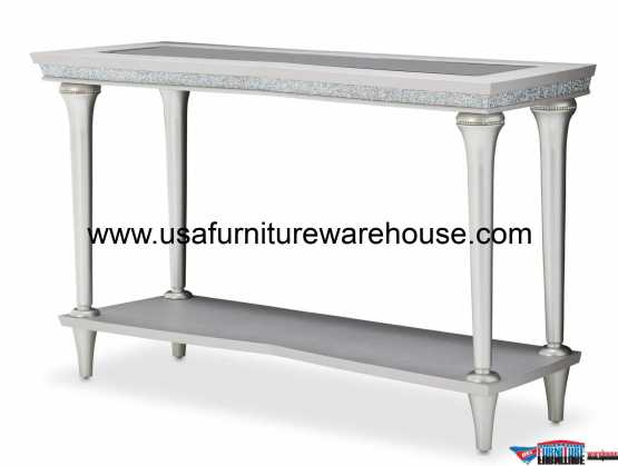 Aico Melrose Plaza Console Table
