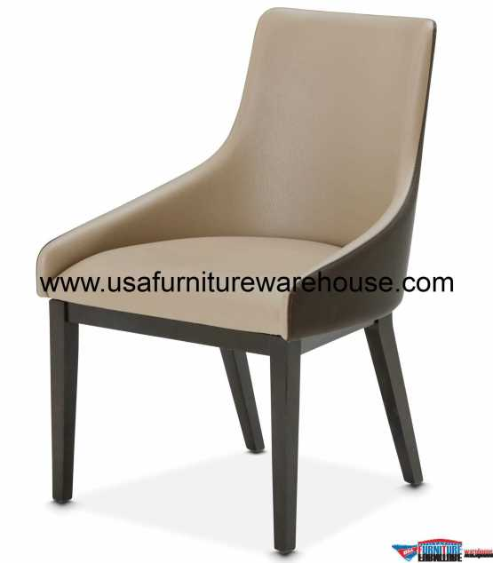 Aico 21 Cosmopolitan Tufted Side Chair
