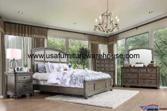 Armus Panel Bedroom Set