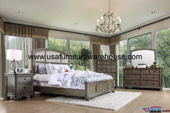 Armus Panel Bedroom Set