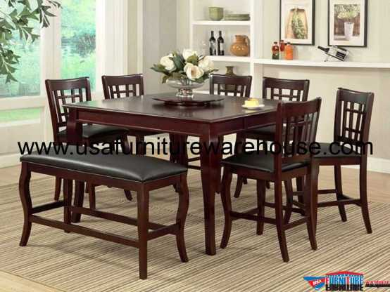 Morgan Counter Height Dining Set