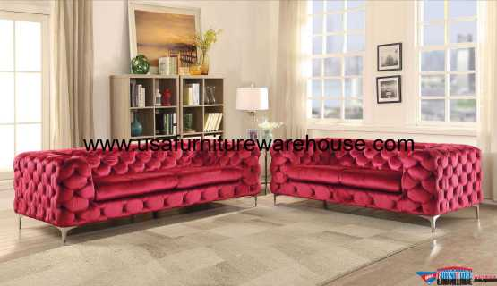 Acme Adam Sofa Set
