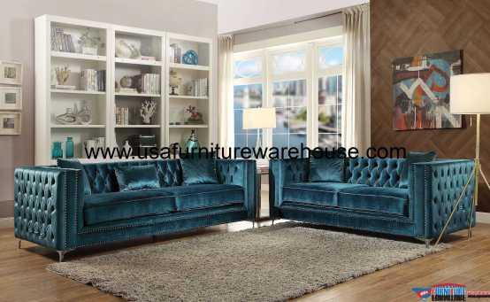 Acme Gillian Sofa Set