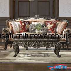 Stella Sofa Table Quality Beds Hd 2638 Homey Design Usa Furniture Warehouse