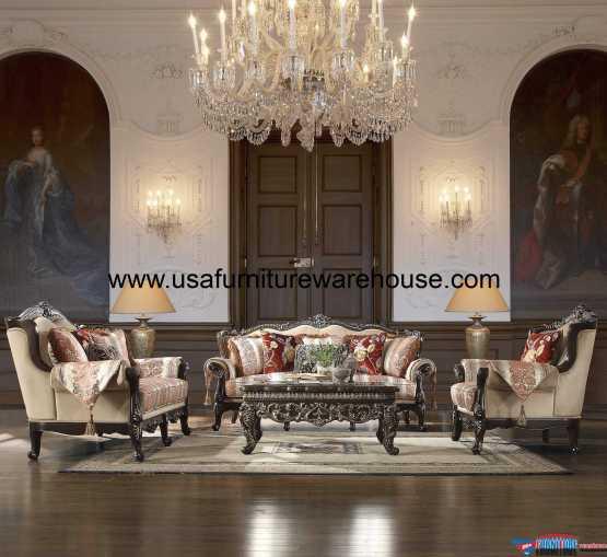 HD-2638 Sofa Set