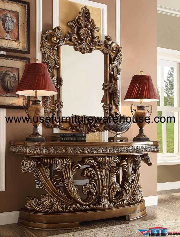 HD-8018 Console Table