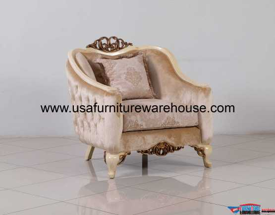 Angelica Luxury Chair